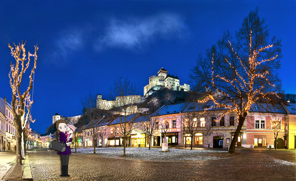 Trencin Slovakia  city pictures gallery : Trencín, Slovakia, Europe |
